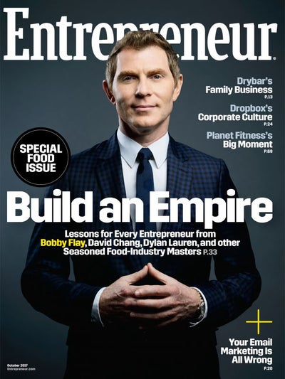 Entrepreneur Magazine - October 2017