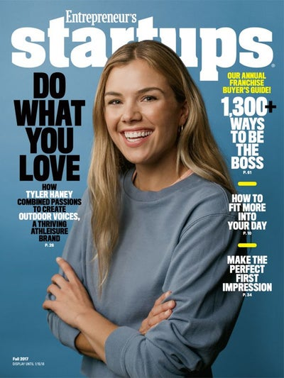 Startups Magazine - October 2017
