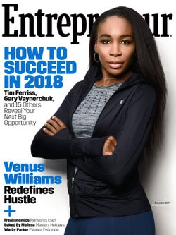 Entrepreneur Magazine - December 2017