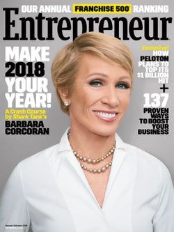 Entrepreneur Magazine - January 2018