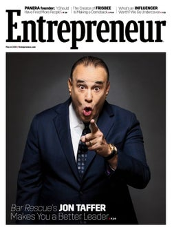 Entrepreneur Magazine - March 2018