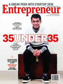 Entrepreneur Magazine India - February 2018
