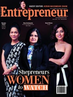 Entrepreneur Magazine India - March 2018