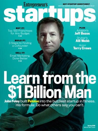 Entrepreneur Startups Magazine - March 2018