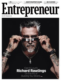 Entrepreneur Magazine - May 2018