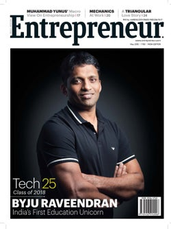 Entrepreneur Magazine India - May 2018