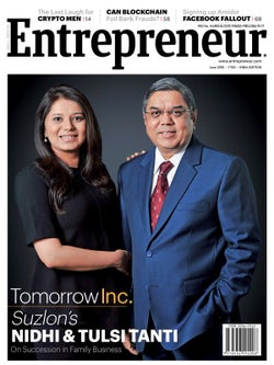 Entrepreneur Magazine India - June 2018