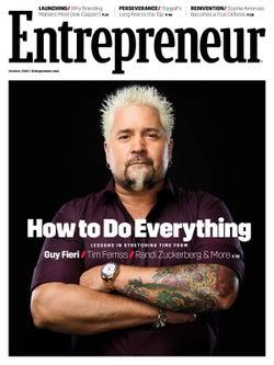 Entrepreneur Magazine - October 2018