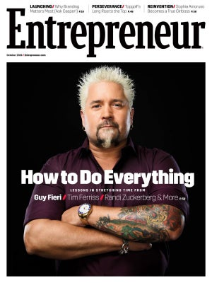 Entrepreneur Magazine - October 2018