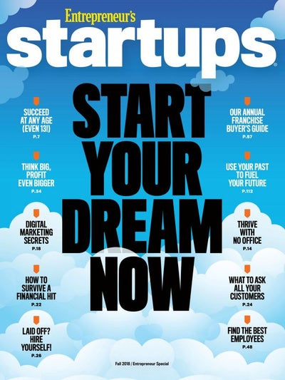 Startups Magazine - October 2018