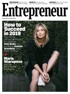 Entrepreneur Magazine - December 2018