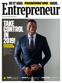 Entrepreneur Magazine - January 2019