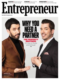 Entrepreneur Magazine - March 2019