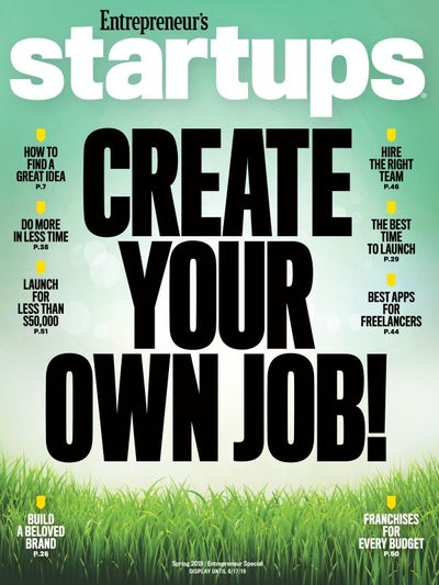 Entrepreneur Startups Magazine - March 2019