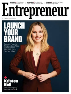 Entrepreneur Magazine - April 2019
