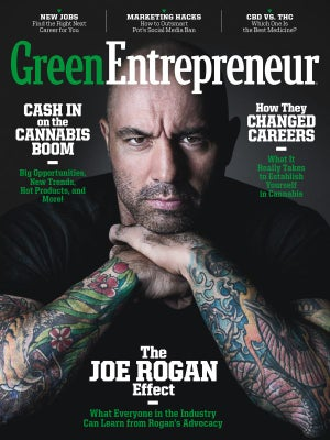 Green Entrepreneur Magazine - May 2019