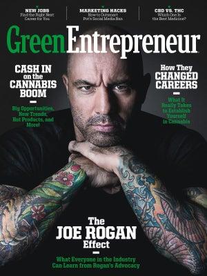 Green Entrepreneur Magazine - May 2019
