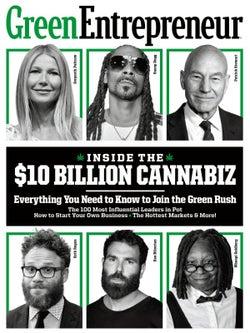 Green Entrepreneur Magazine - December 2018