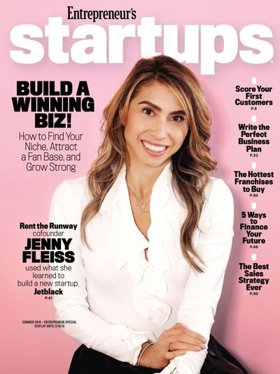Entrepreneur Startups Magazine - June 2019