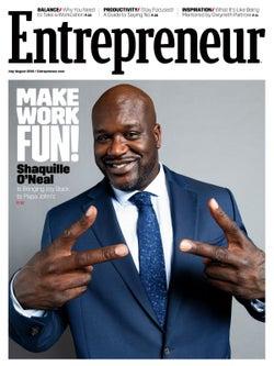 Entrepreneur Magazine - July 2019
