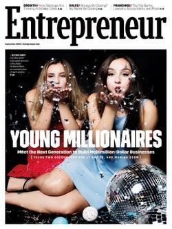 Entrepreneur Magazine - September 2019