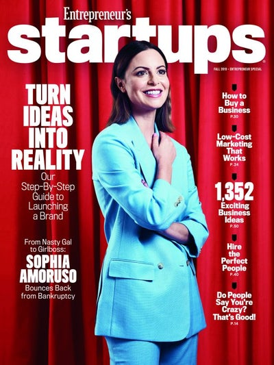 Startups Magazine - September 2019