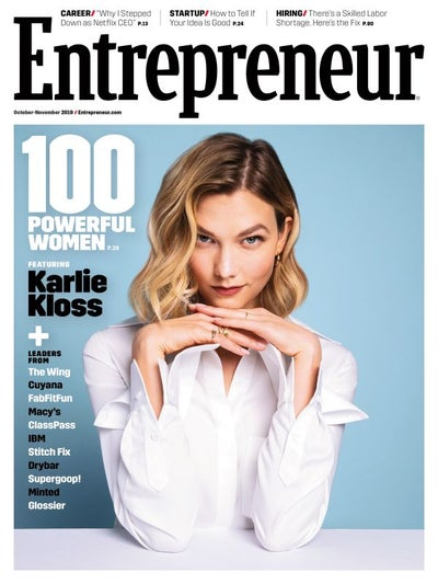 Entrepreneur Magazine - October 2019