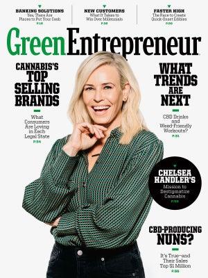 Green Entrepreneur Magazine - October 2019