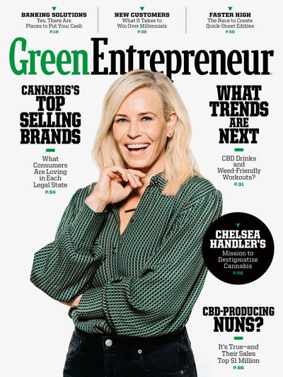 Green Entrepreneur Magazine - October 2019