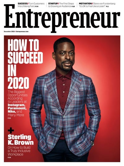 Entrepreneur Magazine - December 2019