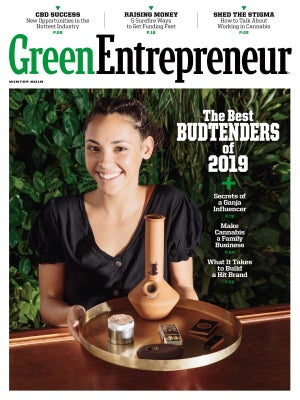 Green Entrepreneur Magazine - December 2019