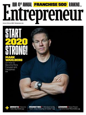 Entrepreneur Magazine - January 2020