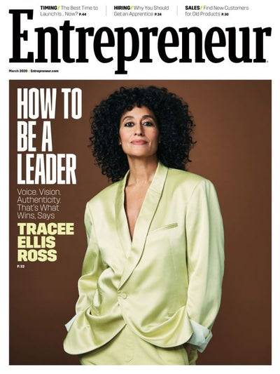 Entrepreneur Magazine - March 2020