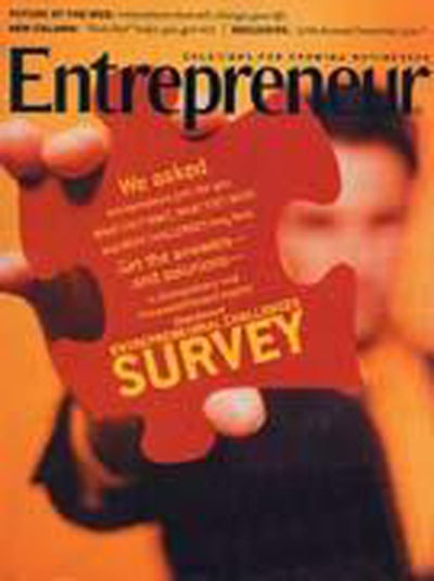 Entrepreneur Magazine - January 2006