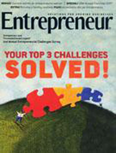Entrepreneur Magazine - January 2007