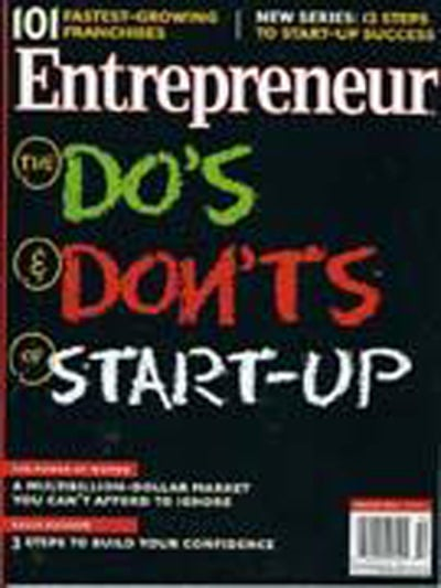 Entrepreneur Magazine - February 2004