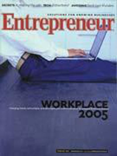 Entrepreneur Magazine - February 2005