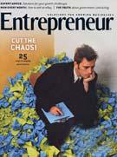 Entrepreneur Magazine - February 2006