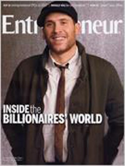 Entrepreneur Magazine - February 2008