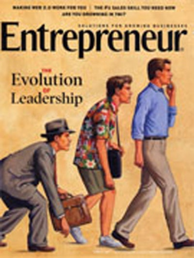 Entrepreneur Magazine - February 2007