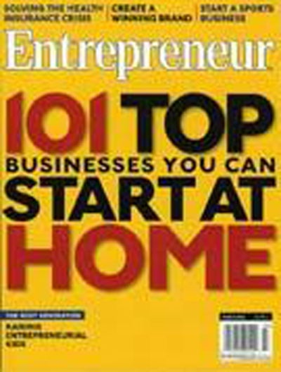 Entrepreneur Magazine - March 2004