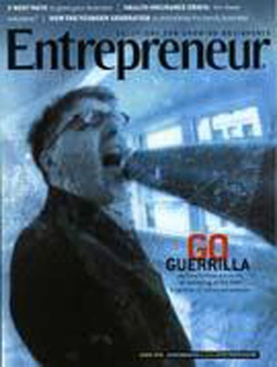 Entrepreneur Magazine - March 2005