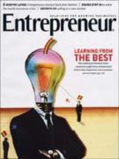 Entrepreneur Magazine - March 2006
