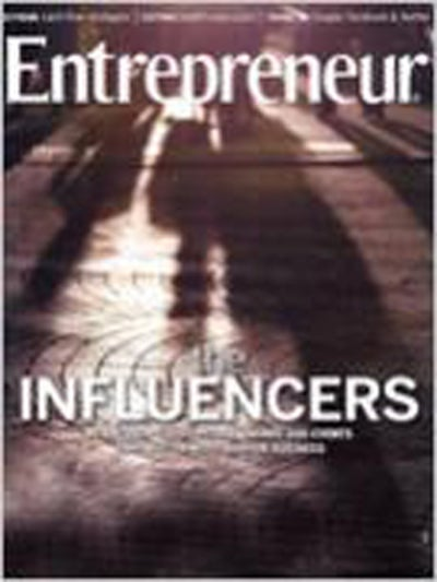 Entrepreneur Magazine - March 2008