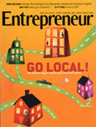 Entrepreneur Magazine - March 2007