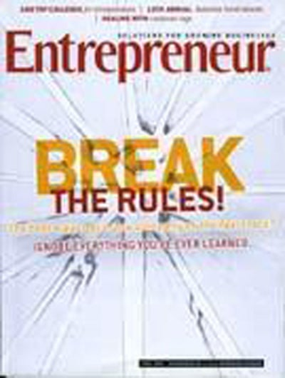 Entrepreneur Magazine - April 2005