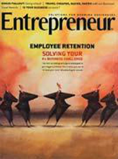 Entrepreneur Magazine - April 2006