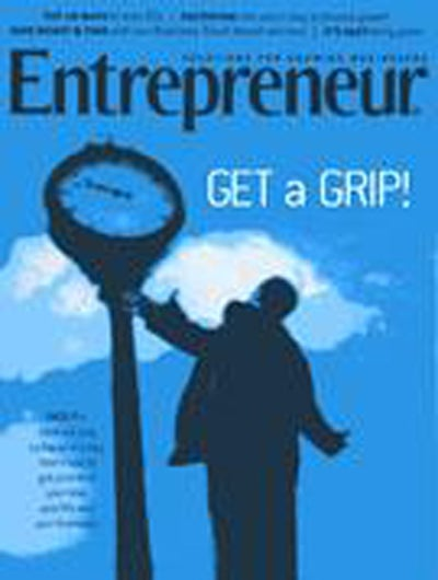Entrepreneur Magazine - April 2007