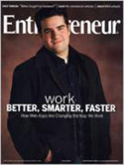 Entrepreneur Magazine - April 2008