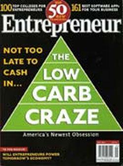Entrepreneur Magazine - May 2004